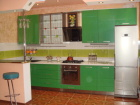 Кухни из крашеного МДФ